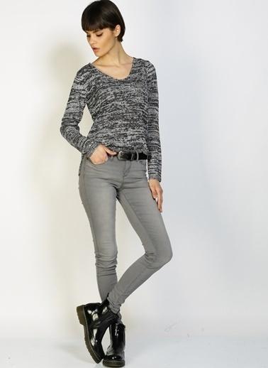 Vero Moda Jean Pantolon Antrasit